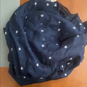 New star scarf